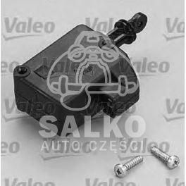 siłownik centralnego zamka Citroen, Peugeot klapy tył - francuski oryginał Valeo