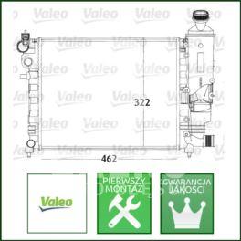 chłodnica SAXO/ Peugeot 106 96- 1,0-1,6 () - francuski oryginał Valeo