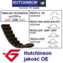 pasek rozrządu Renault MASTER 2,5D -90 - OEM francuski Hutchinson