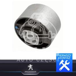 poduszka silnika Citroen, Peugeot 1,6HDi wkład podpory półosi (oryginał Peugeot)