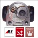 cylinderek hamulcowy AX/ Peugeot 106 lewy BDX/ATE CRCI 19,05 (ABS) - zamiennik holenderski A.B.S.