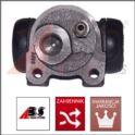 cylinderek hamulcowy AX/ Peugeot 106 prawy BDX/ATE CRCI 19,05 (ABS) - zamiennik holenderski A.B.S.