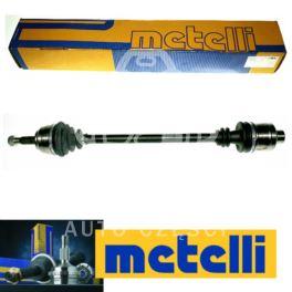 półoś MEGANE 1,4-1,9D prawa  -12/1998 (CR21) - zamiennik włoski Metelli