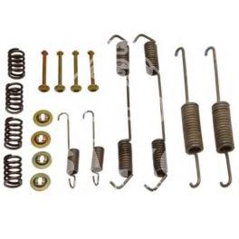 zestaw montażowy szczęk hamulcowych CITROEN, PEUGEOT, RENAULT, FIAT
