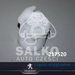 tulejka łapy sprzęgła Citroen, Peugeot BE3 dolna (biała) (oryginał Peugeot)