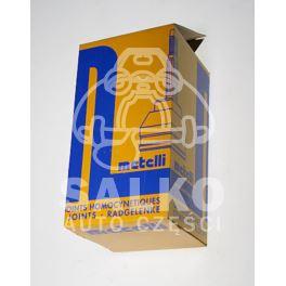 przegub napędowy CLIO II/KANGOO +ABS26 (21x30) - zamiennik włoski Metelli