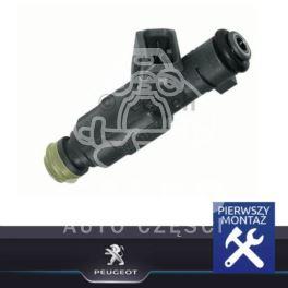 wtryskiwacz paliwa Citroen, Peugeot 1,8-16v EW7J4 BOSCH (oryginał Peugeot)