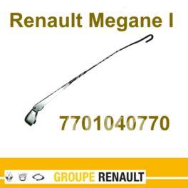 ramię wycieraczki Renault MEGANE I prawy przód - oryginał Renault