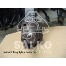 "belka tylna Peugeot 206 HB kpl/stab +ABS/ESP ""O"" (używane)"