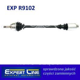 półoś Renault 9 /11 JB0/1       prawa - zamiennik typu brand Expert Line