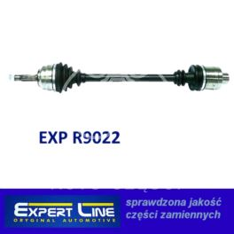 półoś Renault SUPER5 / EXPRESS/ RAPID 1,4 JB4/5 prawa - zamiennik typu brand Expert Line