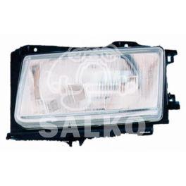 reflektor JUMPY/EXPERT lewy H4 elektryczne   - zamiennik holenderski TYC