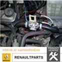podgrzewacz elektryczny wody Renault 1,9dCi (4św) - oryginał Renault