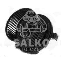 wentylator nagrzewnicy C5  +AC ręczne (oryginał Citroen)