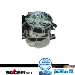 filtr paliwa Renault 1,5DCi/2,0dCi 2005- z obud.metal.  - oryginał francuski Purflux