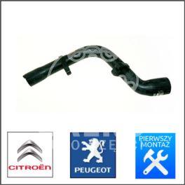 przewód chłodnicy Citroen 1,8i XU7JP gór/wzm (oryginał Peugeot)