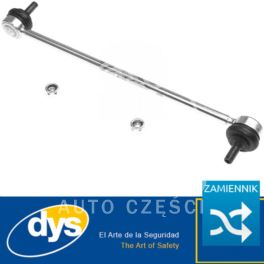 łącznik stabilizatora Peugeot 307/ Citroen C4 L/P przód - zamiennik hiszpański DYS
