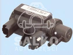 elektrozawór ciśnienia spalin  Citroen, Peugeot 1,4/2,0HDi do EGR (OEM Citroen)