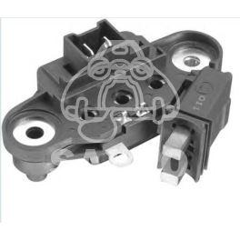 regulator napięcia alternatora VALEO A13VI13... niemiecki zamiennik HUCO