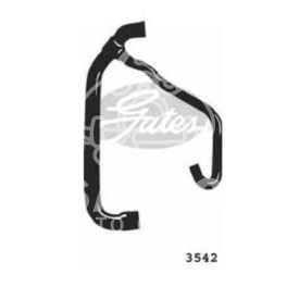 przewód chłodnicy Citroen BX Diesel dolny  - oryginał produkcji Gates