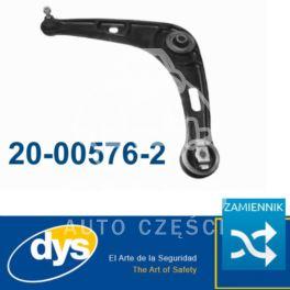 wahacz Renault LAGUNA I -2001 lewy przód - zamiennik hiszpański DYS