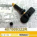 czujnik ciśnienia w oponach CLIO IV/ CAPTUR... - nowy oryginał Renault