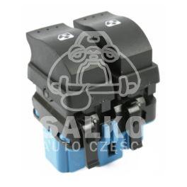przełącznik podnoszenia szyby KANGOO lewy podwójny el/el - oryginał Renault
