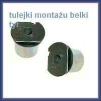 tuleja metalowo gumowa