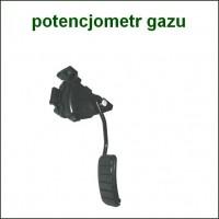 potencjometr gazu