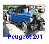 model Peugeot 201