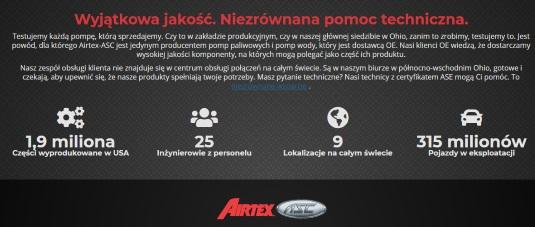 AIRTEX-ASC USA - HISZPANIA