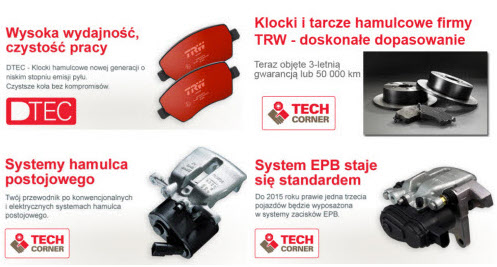 nowe technologie TRW