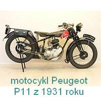 Peugeot - motocykl