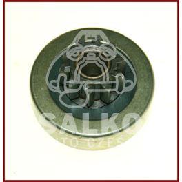 bendix rozrusznika VALEO D7R1, ... 10z/9w/54,8mm - zamiennik duński Cargo