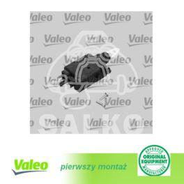 siłownik centralnego zamka Citroen, Peugeot drzwi 2-gniazda prost. - francuski oryginał Valeo