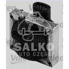 cewka zapłonowa Citroen, Peugeot -93 (gniazdo owalne) SAE - francuski oryginał Valeo