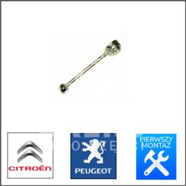 cięgno biegów Citroen, Peugeot 110/2x9 MA z tłumikiem (x2) (oryginał Peugeot)