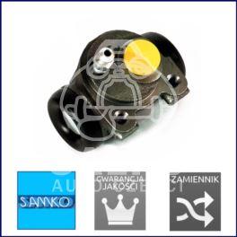 cylinderek hamulcowy AX/ Peugeot 106 lewy BDX/ATE CRCI 19,05 - zamiennik włoski SAMKO