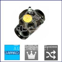 cylinderek hamulcowy AX/ Peugeot 106 prawy BDX/ATE CRCI 19,05 - zamiennik włoski SAMKO