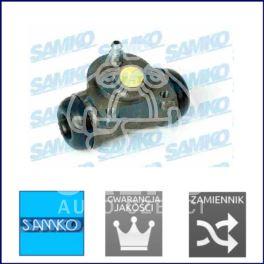cylinderek hamulcowy Citroen C15/R18/ESP.L/P BDX 22,22 - zamiennik włoski SAMKO