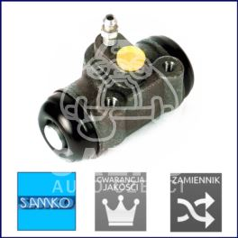 cylinderek hamulcowy Citroen C25/ Peugeot J5 90- L/P GIR.22,22mm - zamiennik włoski SAMKO