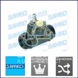 cylinderek hamulcowy Renault CLIO II 1998- (-ABS) L/P BOSCH 19,05 - zamiennik włoski SAMKO