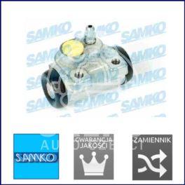 cylinderek hamulcowy Renault CLIO lewy CRCI LUC 20,64 - zamiennik włoski SAMKO