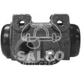 cylinderek hamulcowy Renault CLIO prawy CRCI LUC 20,64 - zamiennik włoski SAMKO