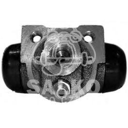 cylinderek hamulcowy MEGANE 1,4-16v 99- 19mm L/P - zamiennik włoski SAMKO