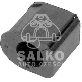 guma stabilizatora MEGANE I środk.25mm - zamiennik francuski SASIC