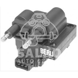 cewka zapłonowa LAGUNA 2,0-16v N7Q czarny - niemiecki producent BERU