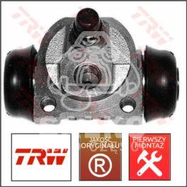 cylinderek hamulcowy AX14 GT 91- L/P BDX 19,05 (TRW)