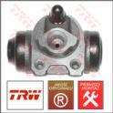cylinderek hamulcowy Renault CLIO II 1998- (-ABS) L/P BOSCH 19,05 - zamiennik niemiecki TRW