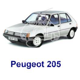chłodnica Peugeot 205 1,6/1,9/1,8D (BH)